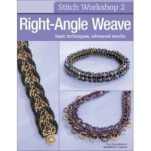 Books - Stitch Workshop Right Angle Weave