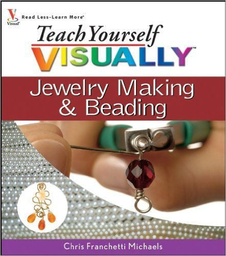 Books - Teach Yourself  Visually Jewelry Making & Beading