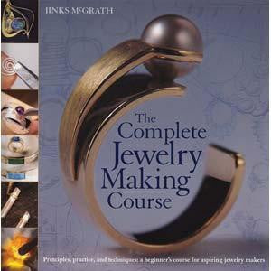 Books - The Complete Jewelry Making Course