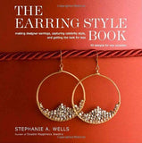 Books - The Earring Style Book By Stephanie A. Wells