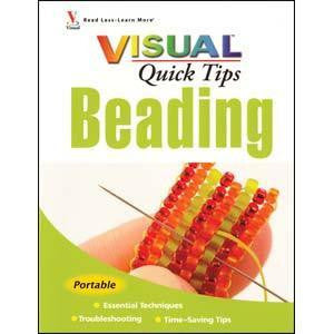 Books - Visual Quick Tips Beading