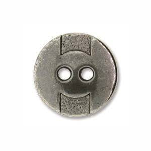 Antique Silver Full Metal Buttons