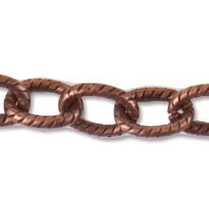 Textured Cable Chain Small