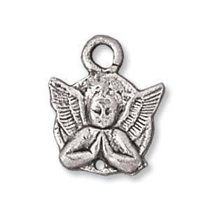Angel Praying Charm