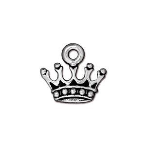 Charm - Kings Crown Charm