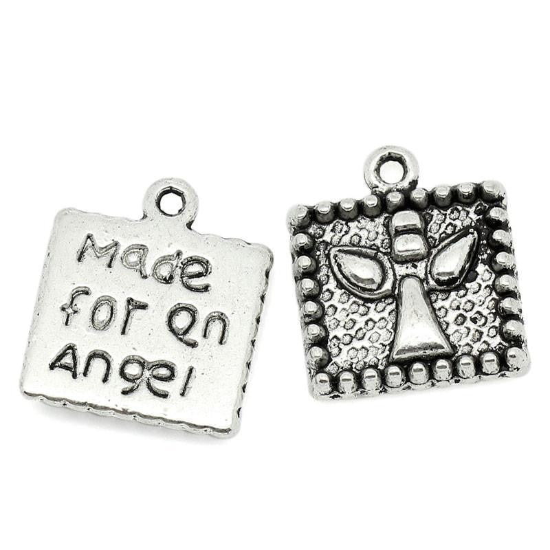 Made For An Angel Charm