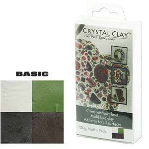 Crystal Clay Basics