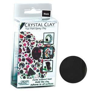 Crystal Clay - Crystal Clay Black