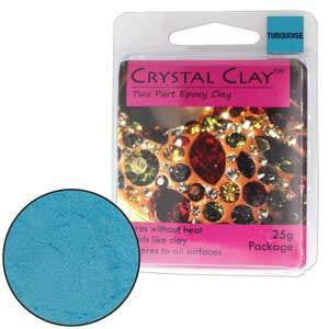 Crystal Clay Blue