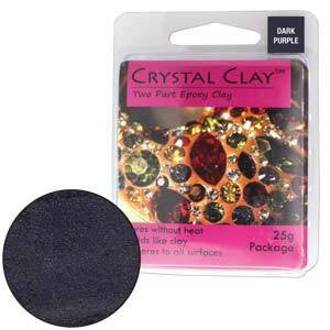 Crystal Clay Purple