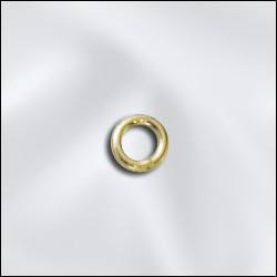 Jump Rings  Gold Filled  4MM
