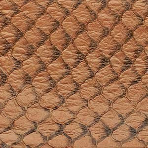 Fish Leather Beige