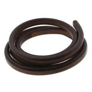 Licorice Leather Brown