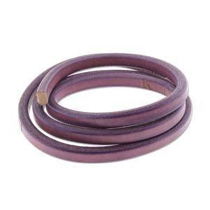 Licorice Leather Purple