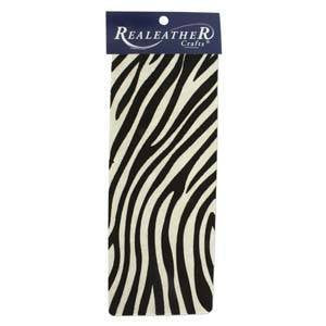 Leather  - Zebra Leather Trim