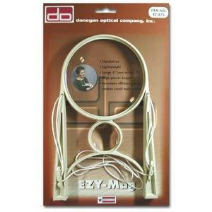 Ezy Mag-Hands Free Magnifier