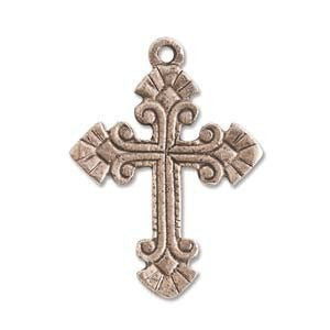 Large Ornate Cross