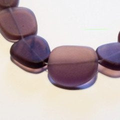 Sea Glass    FreeForm     Purple