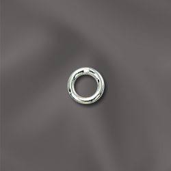 Jump Rings Silver Filled 4MM