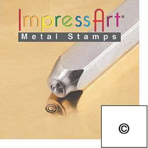 Copyright Stamp Impress Stamp