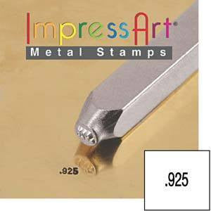 Impress Art .925 Stamp
