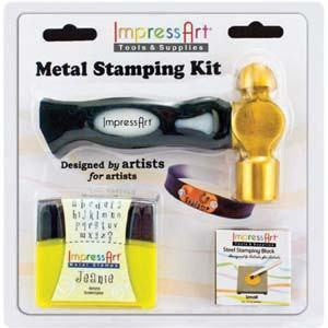 Stamping Supplies - Jeanine Lowercase Kit