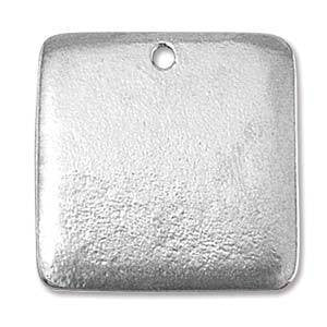 Pewter Square Blank