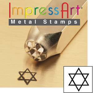 Star of David Stamp