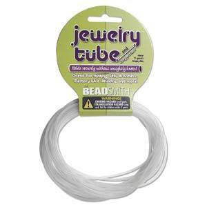 Jewelry Tube Clear