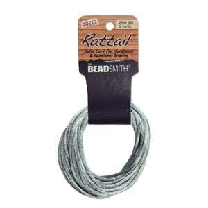Rattail     2mm     Silver