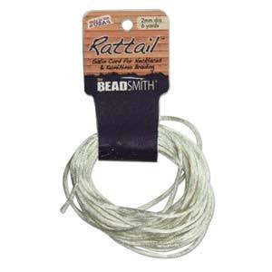 Rattail Ivory 2mm