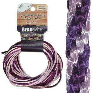 Rattail        Lilac    2mm