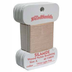 Thread And Cords - Silamide Thread Light Pink