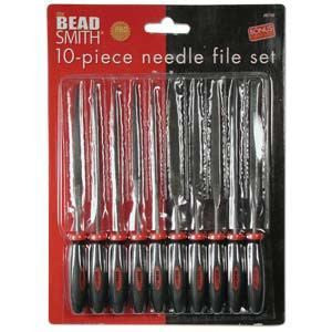 10 Piece File Set Ergo