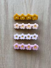 Holland and Mae Summer Flower Clip Set
