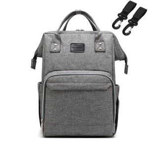 USB PREMIUM DIAPER BAG BACKPACK