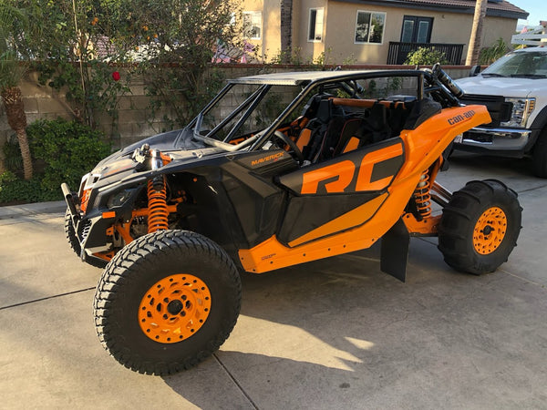 2017-2021 CAN-AM MAVERICK X3 (2 door)