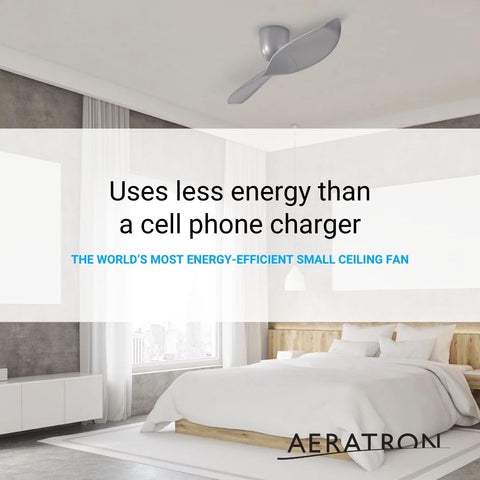 Save money on your energy bills with Aeratron