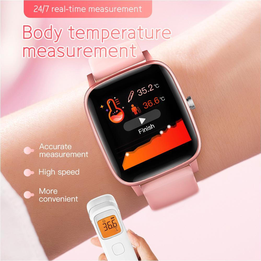 smart thermometer Watch