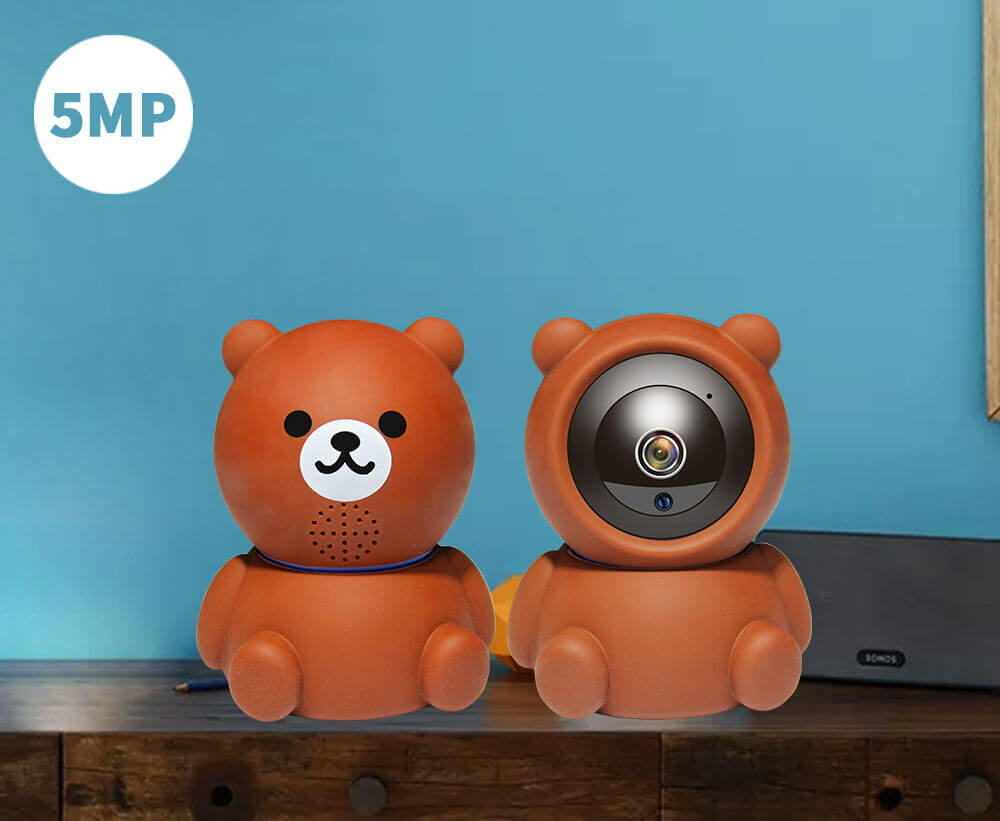Baby Monitor Display
