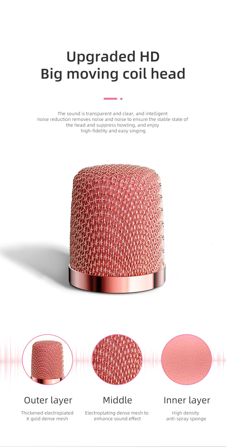 Wireless Bluetooth Microphone For Children