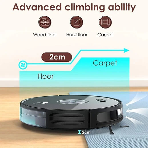 Hosome Robot Vacuum Cleaner