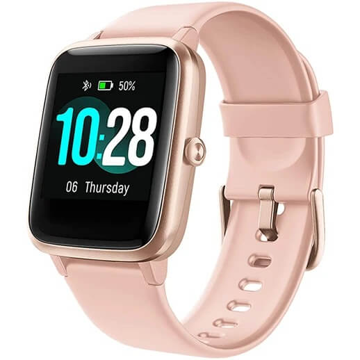 Arbily Women Smart Watch Pink