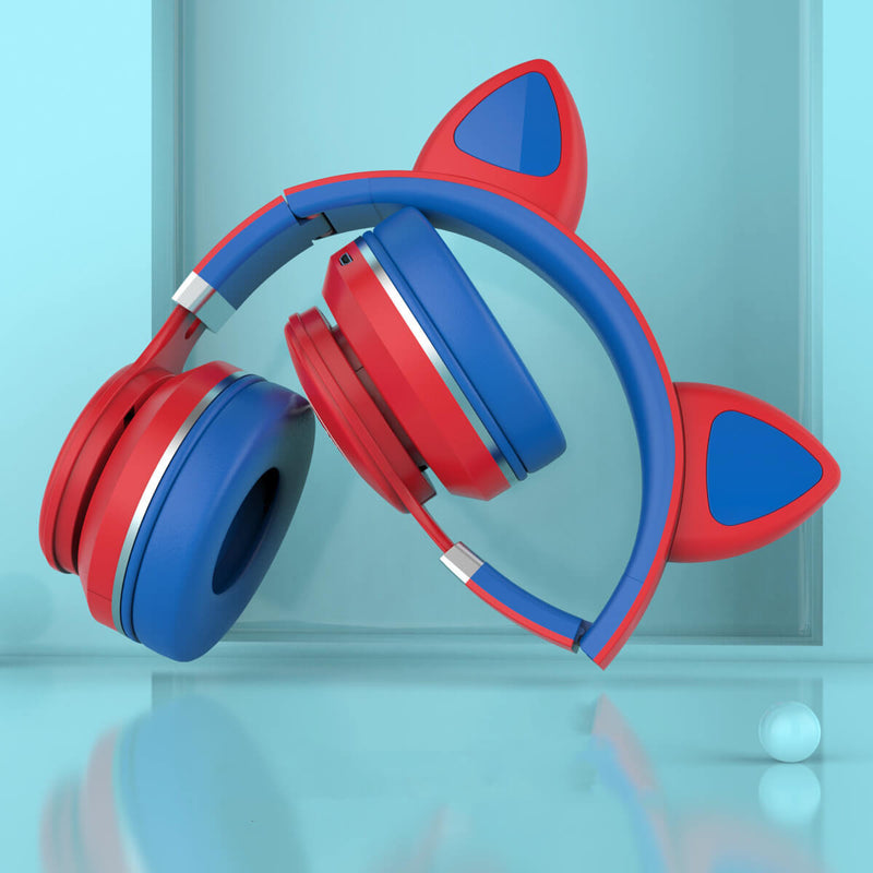 Cat Ear Wireless Headset Bluetooth 5.0