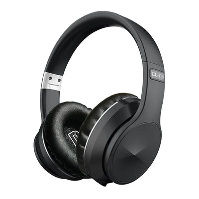 Foldable-Wireless-Bluetooth-Headset-EL-B4-Black-Sliver
