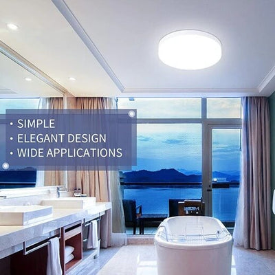 Hosome Bathroom Ceiling Light