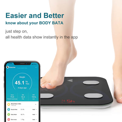 Hosome Bluetooth Body Fat Scale
