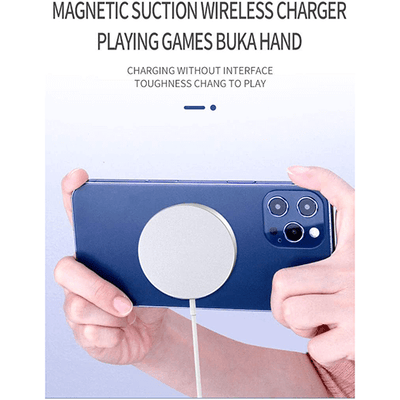 Fast Charging Magnetic Wireless Charger