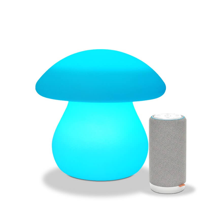 Mushroom Voice Control Smart Night Light