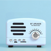 Retro Bluetooth Speaker FM Radio